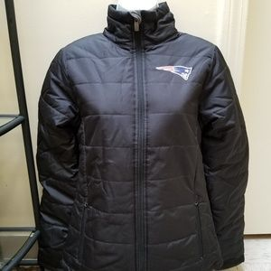 Other - NWT Official licensed NFL NE Patriots puffer coat